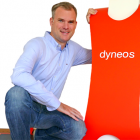 Dr.-Ing. Jens Hollenbacher zeigt sein Analyse-System molibso dyneos