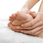 Muskelkater im Fuß
