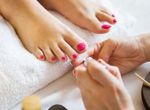 Woran Sie eine gute Fußpflege erkennen