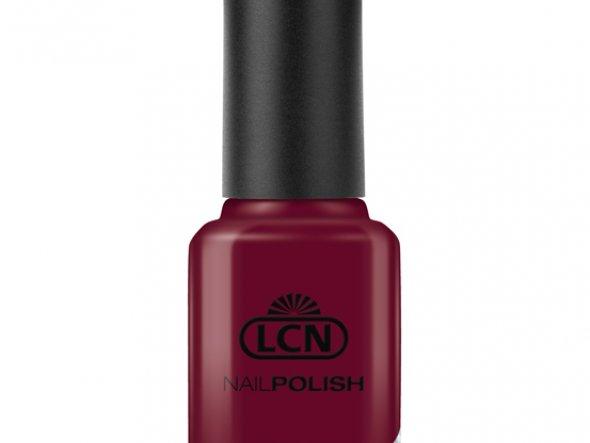 Nagellack Trendfarbe Rot