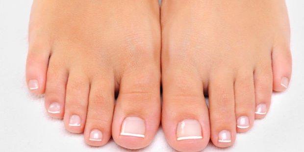 schöne Füße dank Lasertherapie