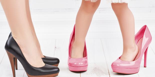 Schuhgröße ermitteln
